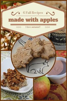 6 Vegan Apple Recipes for Fall from HealthySlowCooking.com