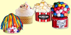 Make A Scene With Roundabouts® Cupcake Wrappers and Transform Your Party Instantly