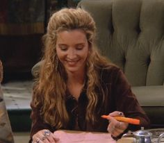 Hair and style <3 #phoebebuffay #style #friends