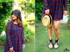 #Gingham Style! #OOTD #LookBook  Featured in our #LockerStyle diaries.