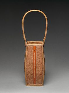 The Bamboo weaving is a form of bamboo working and traditional Japanese craft with a range of fine and decorative arts especially in basket weaving.