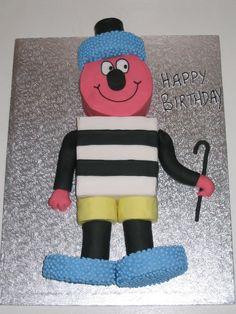 Bertie Bassett cake