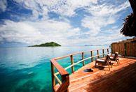 Likliku Lagoon Resort: Overwater Bungalows & Fiji Beaches #JetsetterCurator