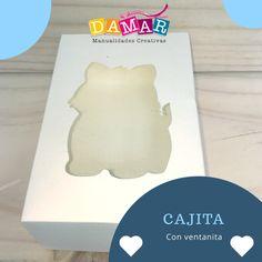 Cajita con figurita de perro Creative Crafts, Boxes, Creativity