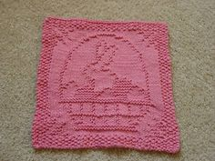 Ravelry: March Dishcloth KAL pattern by Kris Knits