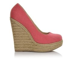 Coral Linen DELICIOUS Glow-S- Shoe Carnival