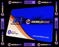 WORLD SIM Free Incoming on International Roaming CONTACT  Hash10 Telecom Private Limited. #26D, 3rd Floor, Jamal Fazal Chambers, Greams Road Chennai-600006.  Mobile: +91 97 86 44 77 77 +91 9786 55 77 77 +91 9952 96 19 00  Web : www.worldsim.in Email:  info@hash10.com Mobile number: 97 86 44 77 77