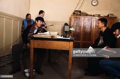 Italian director Bernardo Bertolucci on the set of his 1987 film The Last Emperor with American actor of Chinese origin John Lone Bbc, John Lone, Yvoire, Bernardo Bertolucci, Last Emperor, Movie Photo, American Actors, Lonely, In This Moment