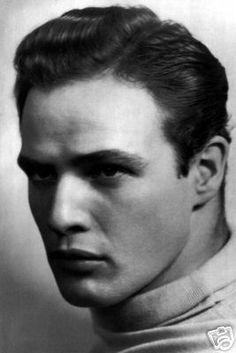 Marlon Brando, model shot!