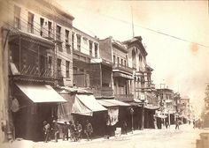 Chinatown SF Cal around 1900 by loganinkosovo, via Flickr