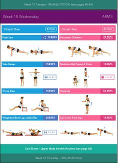 Kayla's Bikini body guide 2.0 is amazing!!! Love it!