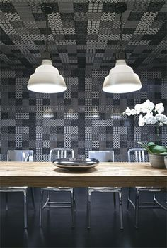 Wall + Ceiling Tiles