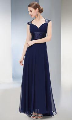 Navy Blue! The how style of Ever-Pretty  #everpretty #navyblue