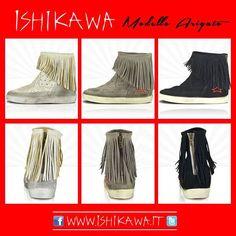 ISHIKAWA mod. ARIGATO'  zeppa invisibile 6cm  www.ishikawa.it