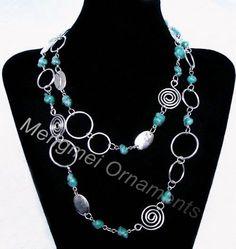 turquoise necklace jewelry   Turquoise Jewelry Handmade Necklace (NKE0388) - China Turquoise ...