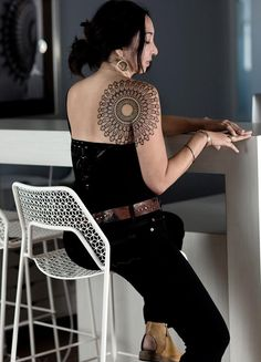 -back-tattoo - 100 Awesome Back Tattoo Ideas  <3 <3