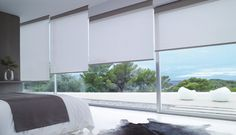 Best raamdecoratie images blind blinds and curtains