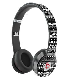 Beats Solo HD Headphones Beats Solo HD headphones by Dr Dre - Best Gifts and Toys for Tween Girls - The Perfect Gift Store I like the print