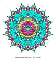 Green colour client likes. Vector hand drawn doodle mandala with hearts. Ethnic mandala with colorful ornament. Mandala Art, Mandala Design, Mandala Drawing, Mandala Painting, Mandala Tattoo, Mandala Colour, Mandala Doodle, Mandala Wallpaper, Foto Transfer