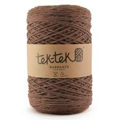 TEK-TEK® BARBANTE | Brown Yarn #tektekyarn #barbante #tek-tek #yarn www.tektek.pt