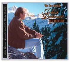 John Denver Rocky Mountain High : The Very Best of John Denver Album Cover
