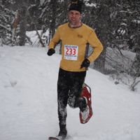 HOW TO RUN IN SNOWSHOES - I think I just discovered a new winter time obsession.