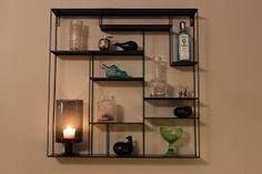 labyrinthylla - Google-søk Bathroom Medicine Cabinet, Shelving, Google, Wall, Design, Home Decor, Furniture, Homemade Home Decor, Shelves