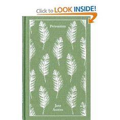 Persuasion: (Classics hardcover) (Penguin Hardback Classics): Jane Austen, Coralie Bickford-Smith: 9780141197692: Amazon.com: Books