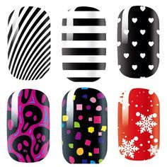 2013 Collection Nail Polish Strips, Manicure, Nails, Art Ideas, Nail Art, Collection, Nail Bar, Finger Nails, Ongles