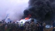 Nepal plane crash survivors describe chaos Latest News