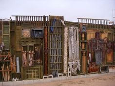 Noah Purifoy Outdoor Desert Art Museum on Atlas Obscura