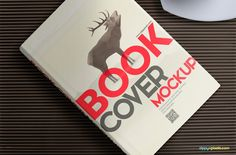 Free Hardcover Book Mockup to showcase your cover designs on realistic hardcover book. Amaze your clients with easy to use book cover PSD mockup for free. Free Mockup Templates, Ui Kit, Used Books, Cover Design, Author, Writers, Cover Art