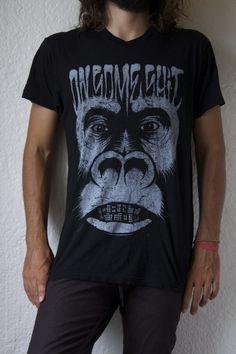 "OSS ""Gorilla"" Shirt.  On some shit"