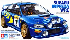 All sizes | Subaru Impreza WRC - Monte Carlo Rally 1998 WRC | Flickr - Photo Sharing!