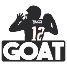 New Tom Brady 'GOAT' vinyl decals coming soon! Tom Brady Goat Shirt, Tom Brady Meme, Tom Brady Wallpaper, Football Memes, Nfl Football, Football Players, Buccaneers Football, Go Pats, Patriotic Shirts