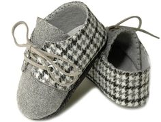 Lucas Baby Boy Shoe by pink2blue at Etsy - $30.00