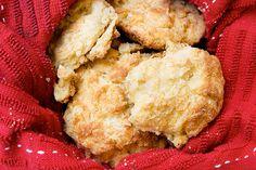 Memaw's Buttermilk Biscuits