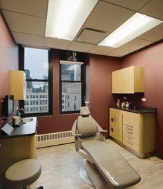 Oral Maxillofacial Surgery, Architect: Box Studios by Box Studios, Chicago/Denver , via Behance