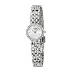 Great gift idea Tissot Women's 'T-Trend' Swiss Quartz Stainless Steel Casual Watch, Color:Silver-Toned (Model: T0580091103100)