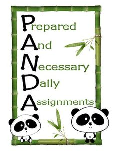 Here is a set of colorful, kid-friendly, PANDA THEMED resources for setting up your classroom. Included are desk tags, hall passes, sight word . Classroom Setting, Classroom Design, Classroom Themes, Classroom Organization, Classroom Management, 3rd Grade Classroom, Preschool Classroom, School Themes, School Ideas