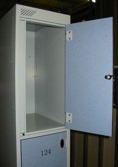 A Cool Safe locker will enhance your bedroom lookness.....  www.lockeremporium.com Safe Storage, Locker Storage, Storage Places, Bathroom Medicine Cabinet, Lockers, Cool Stuff, Bedroom, Furniture, Home Decor