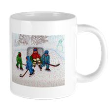 Boys Outdoor Hockey Mugs Hockey, Mugs, Tableware, Outdoor, Outdoors, Dinnerware, Tumblers, Dishes, Outdoor Games