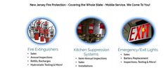 Atlantic Fire Protection is a licensed company providing services such as Commercial Kitchen Suppression System inspections, maintenance & repairs. We provide sales of kitchen suppression systems,semi-annual inspections& provide quality repairs in NJ at great prices.  http://atlanticfirepro.com/suppression/