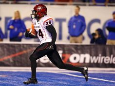 Go Aztecs Colin Lockett was named this weeks The MWC Special Teams Player.