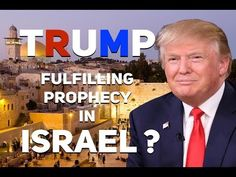 What is significant about Donald Trump's recent move to have the US Government acknowledge Jerusalem as the capitol of ISRAEL? Support The Forerunner Chron. Israel History, John Hagee, Israel Today, 12 Tribes Of Israel, World Government, National Symbols, Kingdom Of Great Britain, Kids Behavior, World Religions