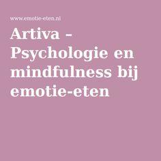 Artiva – Psychologie en mindfulness bij emotie-eten