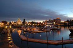 Travel to Victoria BC Canada