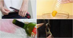 Más de 10 soluciones a problemas cotidianos en el hogar.  #ideasutiles ,#trucos