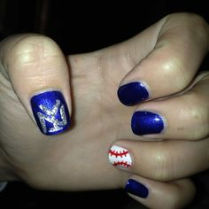 My Ny Yankees nails
