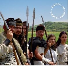 ENDA - Originea tracilor Civilization, Warriors, History, Classic, History Books, Classical Music, Historia